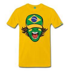 Brazil World Cup 2014 T-Shirt