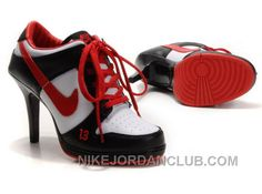 http://www.nikejordanclub.com/womens-nike-dunk-high-heels-low-shoes-white-black-red-new-style.html WOMEN'S NIKE DUNK HIGH HEELS LOW SHOES WHITE/BLACK/RED NEW STYLE Only $76.07 , Free Shipping!