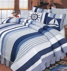 MINE!!!!!  Nantucket Dream Bedding Photo;; spare bedroom idea