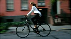 Bicycle Chic Gains Speed for Women in City - NYTimes.com    Now, let's make bike parking in NYC just as chic!