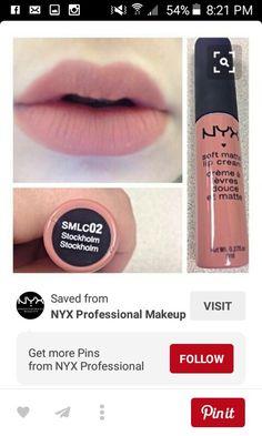 1000+ images ab... Nyx Strawberry Milk Lipstick