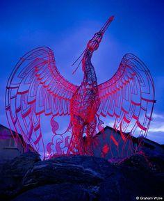 Andy Scott   Sculpture   Phoenix