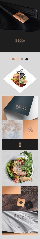 Echa un vistazo a este proyecto @Behance: \u201cRocco | bistro & bar\u201d https://www.behance.net/gallery/44929097/Rocco-bistro-bar