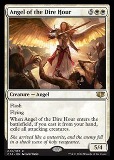 Mtg male angel
