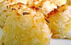 :pastry studio: Pineapple Coconut Macaroons