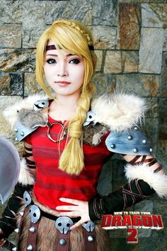 astrid defiantly doing this for a photo shoot for the otaku club