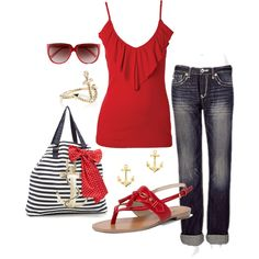 Summer - Polyvore