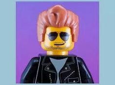 George Michael Lego toy!