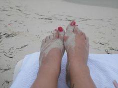 My classic beach pic!