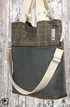 Diese Herrentasche ist das neue Lieblingsstück meines Partners. Egal ob ins Büro oder in der Freizeit. Er hat immer diese Tasche dabei :) Nur 110,- auf Etsy