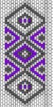 Geometric Design Bracelet at Sova-Enterprises.com