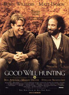 "70th Academy Awards Best Original Screenplay (1998): ""Good Will Hunting"" - Matt Damon & Ben Affleck"