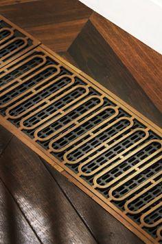 Floor vent - Burberry London