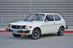This 1978 Honda Civic CVCC is equipped with a two speed Hondamatic transmission and has a believed-accurate 32k miles from new. Though some cosmetic issues are present, it is said to be a strong runner and recently passed California Smog with its original carburetor fitted, though the car now runs a