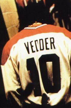 Eddie Vedder /// what I would do to have this shirt!!