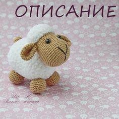 Amigurumi Sheep Free English Pattern - Design by Softs Stories Crochet Sheep Free Pattern, Crochet Doll Pattern, Crochet Animal Amigurumi, Amigurumi Doll, Crochet Dolls Free Patterns, Amigurumi Patterns, Easter Crochet, Crochet Bunny, Cute Sheep