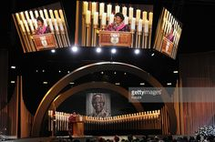 Malawian President Joyce Banda, speaks at Madiba's State Funeral on December 15, 2013 in Qunu, South Africa. Nelson Mandela passed away on the evening of December 5, 2013 at his home. He is laid to rest at his homestead in Qunu during a State Funeral.