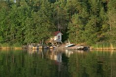 Ruissalo  A beautiful national park on a island located 6 km from the Kauppatori. Ruissalo is a island which is part of the Turku Archipelago