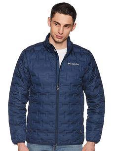 Buy Columbia Men's Jacket (WO0955-464_Collegiate Navy_XL) at Amazon.in