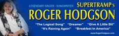 Supertramp's ROGER HODGSON  Legendary Singer – Songwriter MI // 29.08.18 FREILICHTBÜHNE KLOSTER SCHIFFENBERG BEGINN: 20.00 UHR / EINLASS: 18.30 UHR