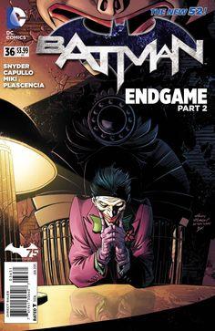 Batman enfrenta Superman-Coringa em prévia de Batman #36 > Quadrinhos   Omelete