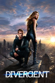 Veronica Roth's New York Times bestselling novel Divergent is now a major motion picture starring Shailene Woodley, Theo James, and Kate Winslet! Divergent Movie Poster, Watch Divergent, Divergent 2014, Divergent Trilogy, Insurgent Movie, Divergent Fandom, Allegiant Divergent, Divergent Quotes, Veronica Roth