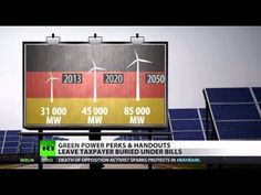 Power Is Money: Green energy costs bundle to EU taxpayers, prompts crisis
