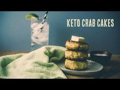 What better way to enjoy a beach vacation or have create your own beach getaway at home than with these simple and fresh Keto Crab Cakes!