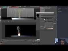 (67) Redshift C4D: Turbulance FD/ Xparticles - YouTube
