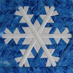 Looking for your next project? You're going to love Snowflake 7 by designer canuckquilter. - via @Craftsy
