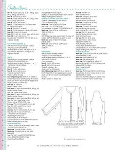 Knitting  Issue 89 2011 - 轻描淡写 - 轻描淡写