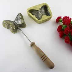 30 best flower making tools images on pinterest in 2018 fabric millinery flower making tool flower making iron mould leafpetal mould silk mightylinksfo