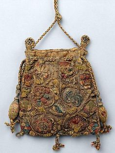 Antique Bag - Antiker Beutel