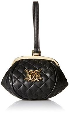 0cc1a19094 Amazon.com  Love Moschino Pouf Evening Bag