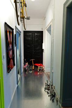 Christiane Bördner & Marcus Gaab — Art-Direktorin und Fotograf, Apartment und Studio, Berlin-Kreuzberg und Prenzlauer Berg