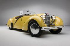 1935 Bugatti Type 57 Grand Raid Roadster-Classic Car
