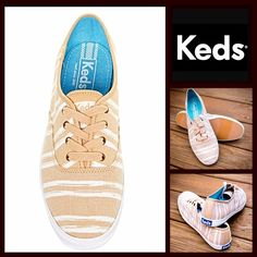 Keds Sneakers Striped Print Shoes NEW WITH TAGS RETAIL PRICE: $58  Keds Sneakers Striped Print Shoes    * Round toe & lace up vamp  * Flat sneaker sole w/a padded footbed  * Contrast trim & topstitching details  * Allover striped animal leopard style print  * Non-marking textured sole & logo detail  * True to size   Material: Textile upper & Manmade sole Color: Sand brown & white striped Combo Item:   No Trades ✅ Offers Considered*✅ *Please use the blue 'offer' button to submit an offer…