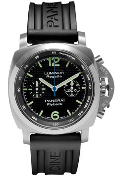 Luminor 1950 Flyback Regatta - 44mm PAM00253 - Collection Luminor 1950 - Officine Panerai Watches
