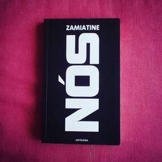 #we #evgueni #zamiatine #book #georgeorwell #1984book #dystopia Portuguese edition