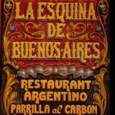 Restaurante Argentino en Costa Rica ;)