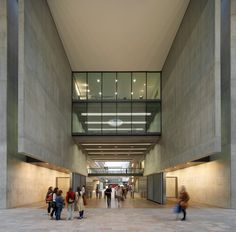Image 27 of 34 from gallery of New Campus for University of the Arts London / Stanton Williams. Photograph by Hufton+Crow