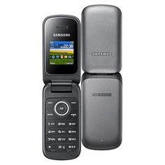 Review do celular Samsung E1195