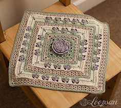 Ravelry: Garden of Roses pattern by Loopsan