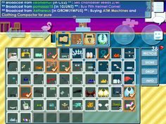 My rares items are down of my inventory :) Growtopia Hacks, Pith Helmet, Cool Stuff, Stuff To Buy, Recycling, Pure Products, Angel Wings, Dan, Nice