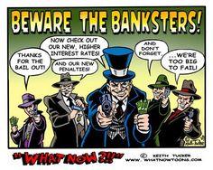 The Atlantean Conspiracy: The Federal Reserve Bank