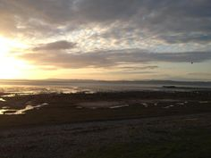 @KostaFortune     #PictureThisTPE this is at Hest Bank at the crossing. Morecambe Bay with the Lake District on Horizon