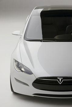Tesla Model S (yes. its my effing dream car)
