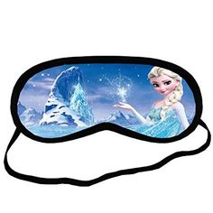 Frozen Fever Elsa Sleeping Mask Comfortable Face Blindfold Cotton Soft Smooth Eyes Sleeping Mask Easy Carry For Travel or Office Baby Dolls For Kids, Little Girl Toys, Cool Toys For Girls, Baby Girl Toys, Girls Toys, Disney Frozen Birthday, Disney Frozen Nails, Disney Frozen Bedroom, Disney Frozen Toys