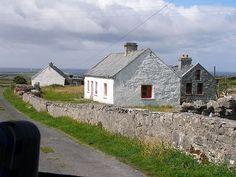 Irish cottages