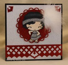 Chicago Velma - TGFCCN5 by Kanatanewf - Cards and Paper Crafts at Splitcoaststampers